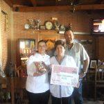 Ganadores de 10 ediciones del concurso local de tapas